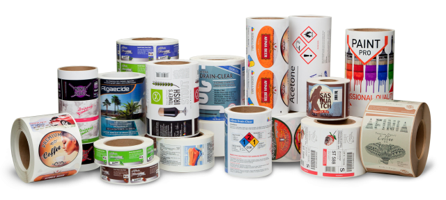 Roll to roll digital label printing - Afinia Label