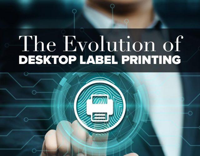 The evolution of desktop label printing to digital Afinia Label