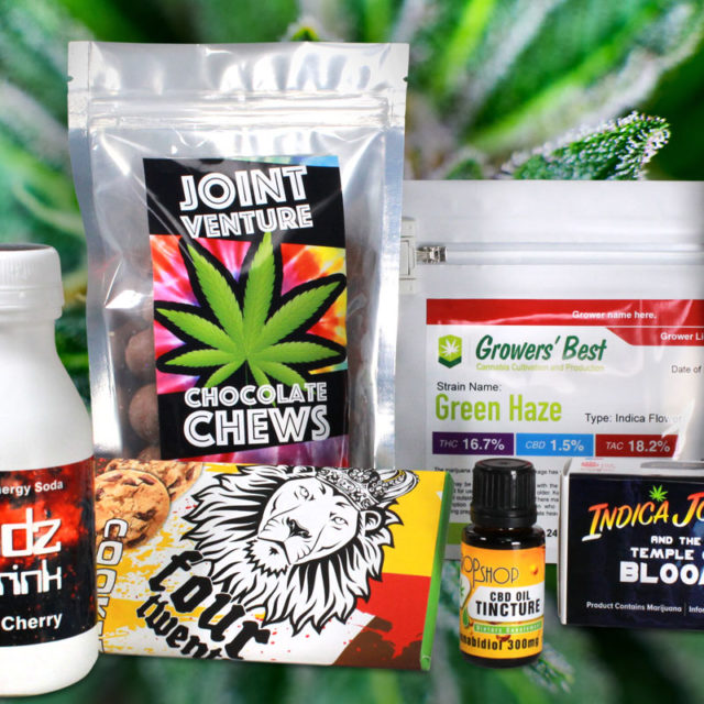 Cannabis Label Printers from Afinia Label